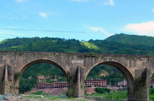 泰顺县S228云寿线三滩桥和司前大桥修复工程