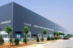 方太第二工业园建设项目一期工程联合厂房局部连廊加固工程