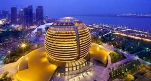 杭州国际会议中心国际厅改造工程
