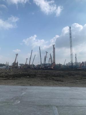 中建五局良渚新城项目