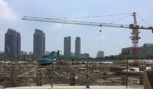 杭州传泰物联网技术有限公司新建工业厂房项目