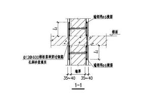 钢筋网-砂浆加固技术